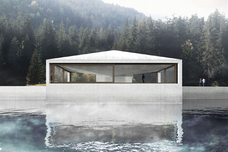 Progetto Lago Cauma